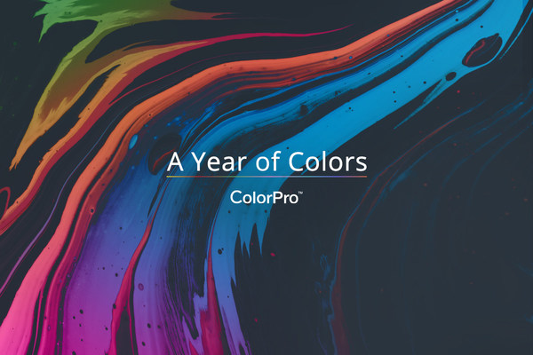 "The ""A Year of Colors"" campaign aims to create a digital hub for creators to showcase their work and become part of a larger community of photographers, designers, and artists."