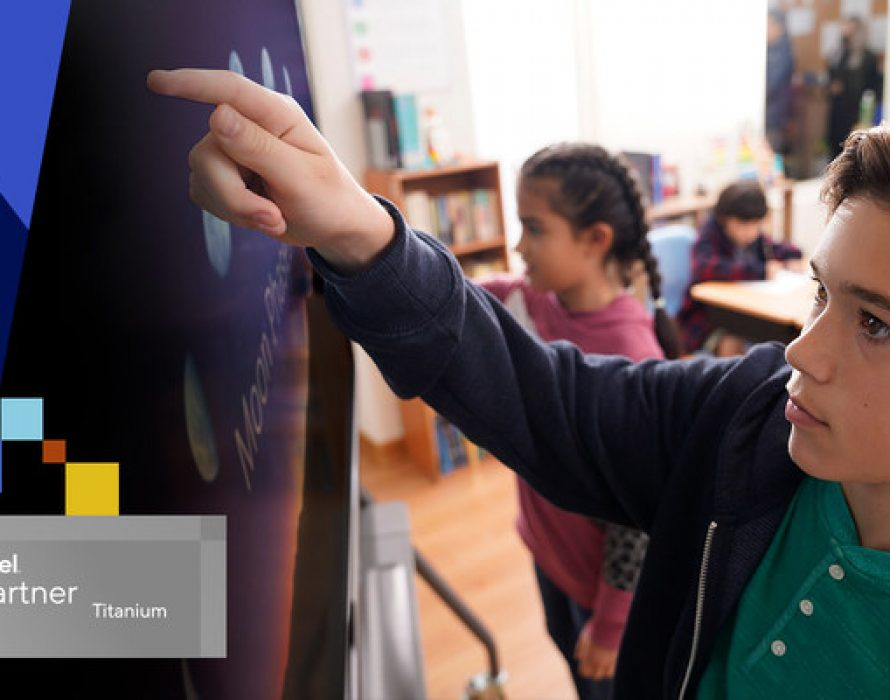 ViewSonic Receives Intel's Titanium-Tier Partner Award