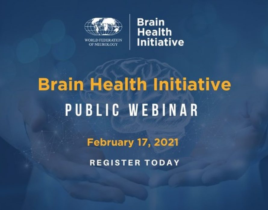 World Federation of Neurology Launches Global Brain Health Awareness Campaign