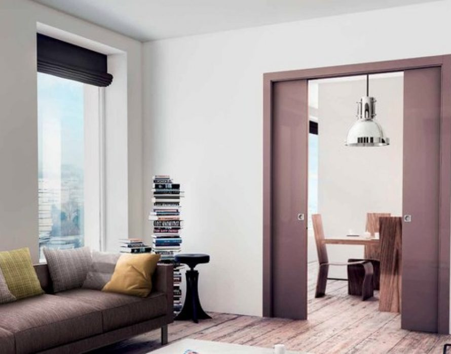 Worldmate Group: Use Scrigno Pocket Door to Save Space and Save Costs