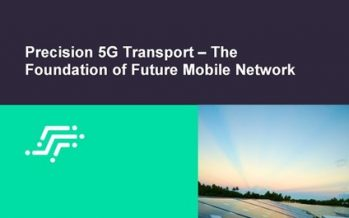 ZTE and GlobalData Jointly Release the White Paper on Precision 5G Transport