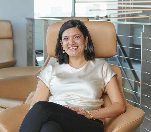Ena Singh, Zymergen CFO
