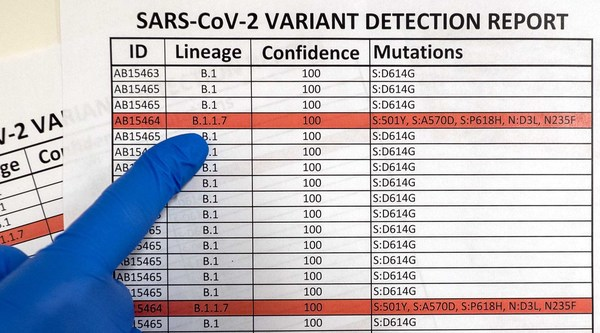 Zymo Research introduces its COVID-19 Variant Sequencing Service that aids in tracking the emergence and prevalence of novel SARS-CoV-2 variants.