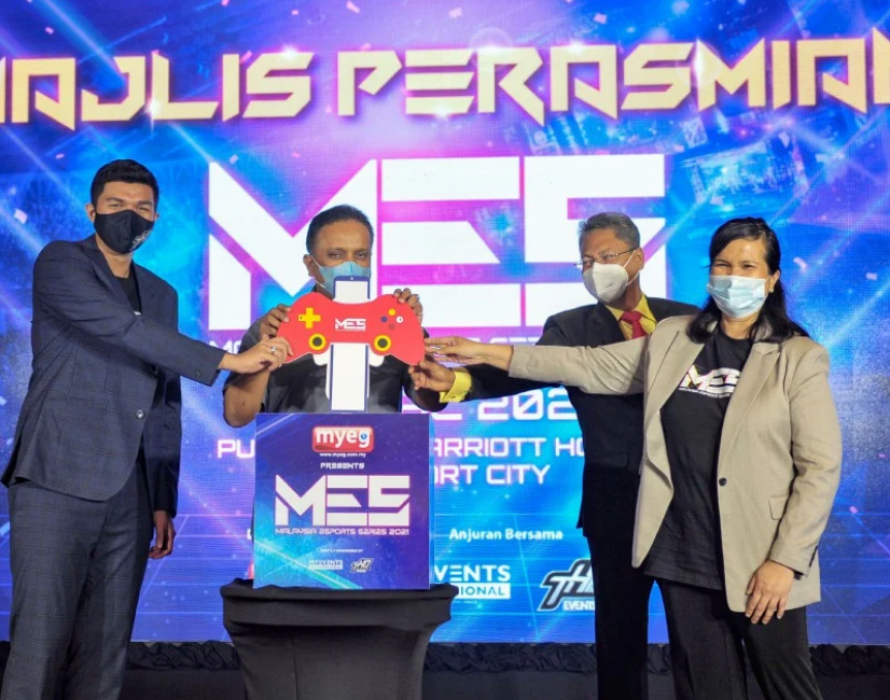 MES 2021 set to strengthen Malaysia's efforts to become e-sports hub