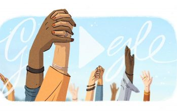 Google Doodle celebrates women's firsts for International Women's Day 2021