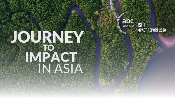 """Asia impact investing PE fund ABC World Asia launches """"Journey to Impact in Asia"""", its inaugural Impact Report detailing investments and portfolio impact performance in its first year of investing. Available for download at www.abcworld.com.sg/impactreport2020"""