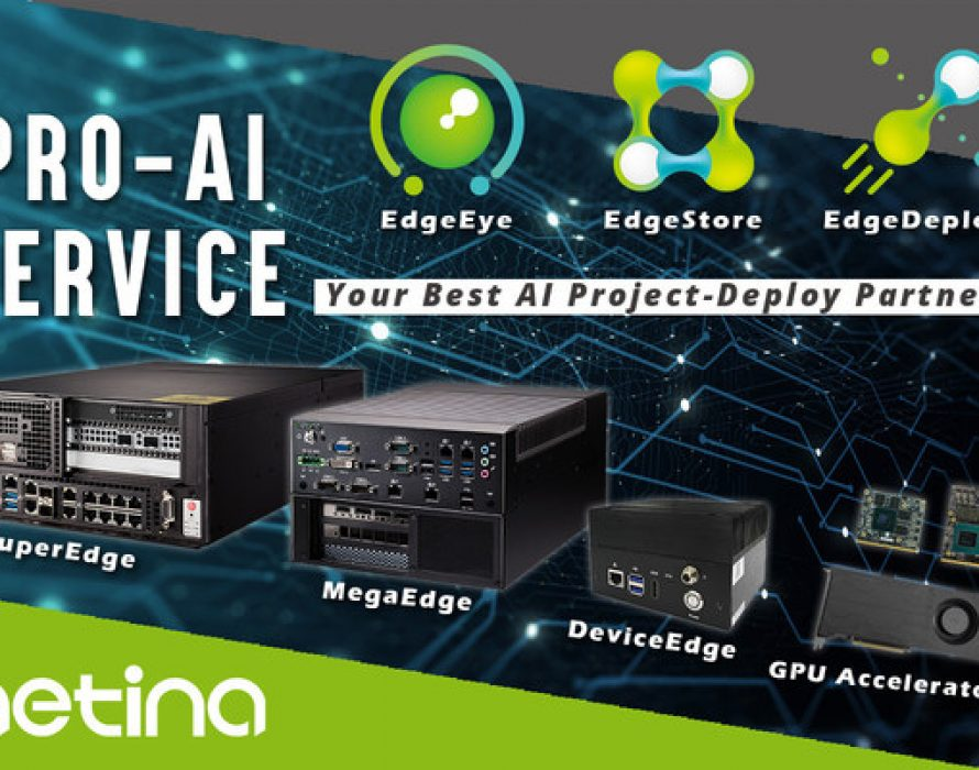 Aetina Provide Chained Hardware & Software Pro-AI Service for Edge AI Solutions
