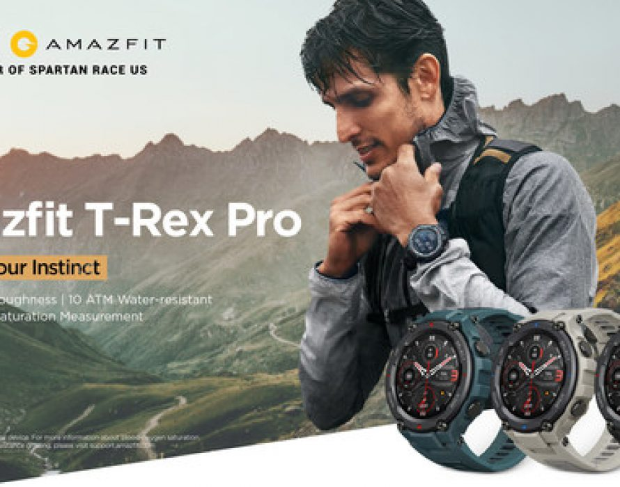 Amazfit T-Rex Pro Will be Launched in Malaysia: A Tough Military-grade Smartwatch with Endurance to Match Your Own and up to 18 Days' Battery Life[1]