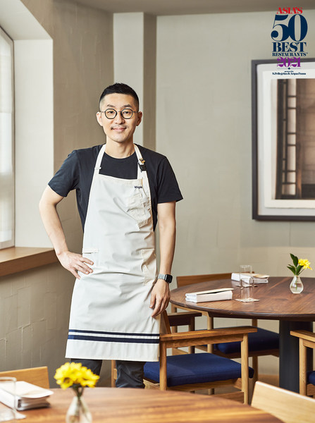 Asia's 50 Best Restaurants has announced that Mingoo Kang of Mingles in Seoul, South Korea, is the 2021 recipient of the Inedit Damm Chefs' Choice Award.