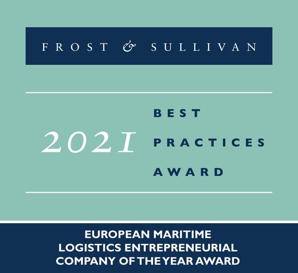 2021 European Maritime Logistics Entrepreneurial Company of the Year Award