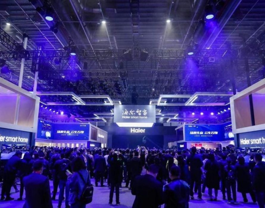 AWE2021: Haier Revolutionizes the Home Appliance Sector with Solutions for the Whole Home, Moving Beyond the Traditional Product Line-up