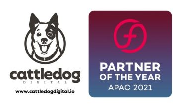 Cattle Dog Digital Wins FinancialForce's APAC Partner of The Year 2021 Award