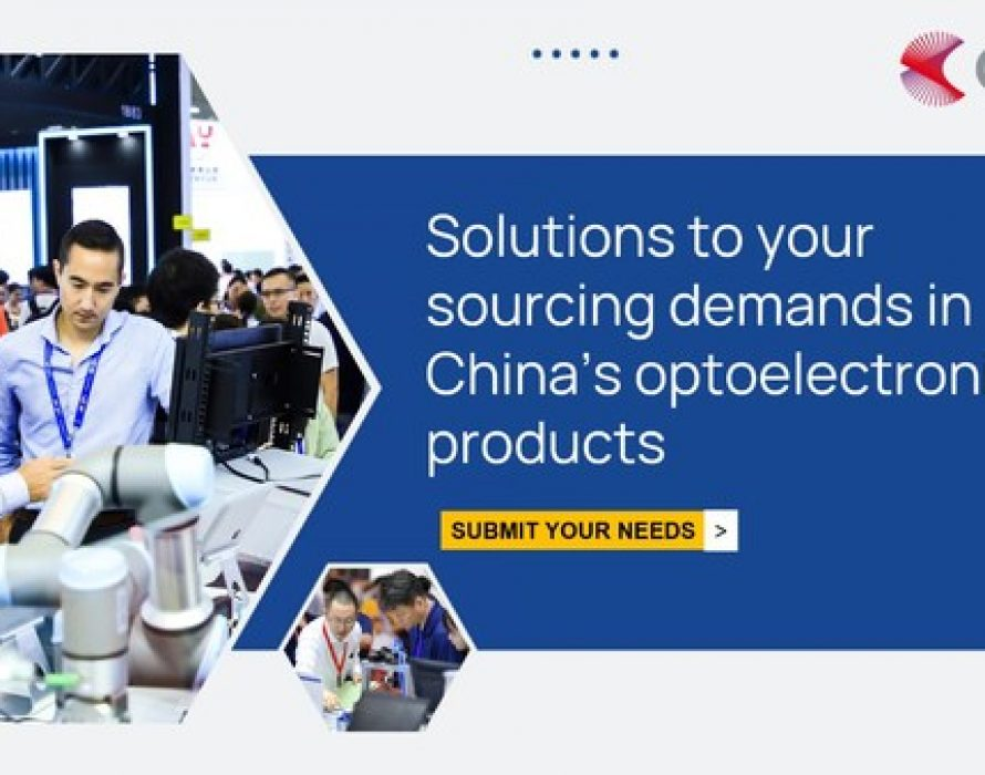 Chances to connect with China's optoelectronic suppliers