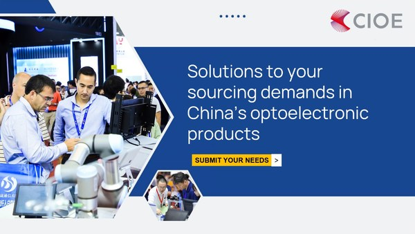 Solutions to your sourcing demands in China's optoelectronic products