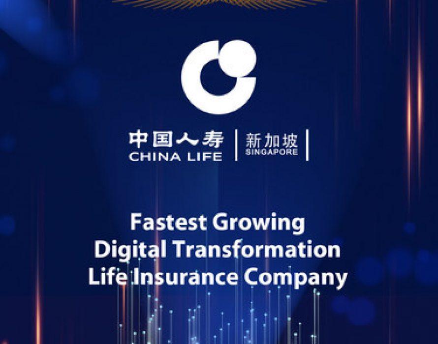 China Life Singapore Wins 2020 International Finance Insurance Awards