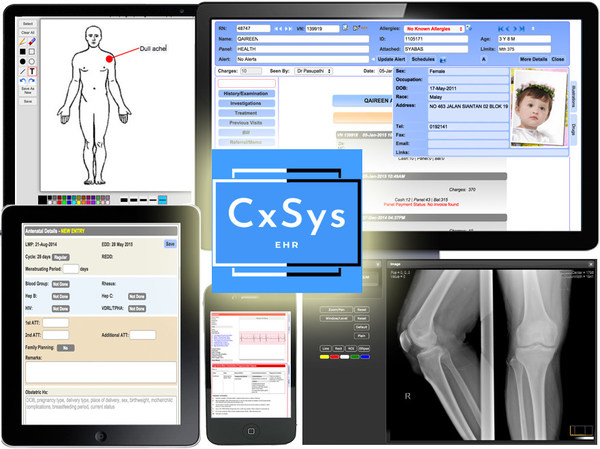 CxSYS Boosts Malaysian Healthcare with Innovative EHR Solutions