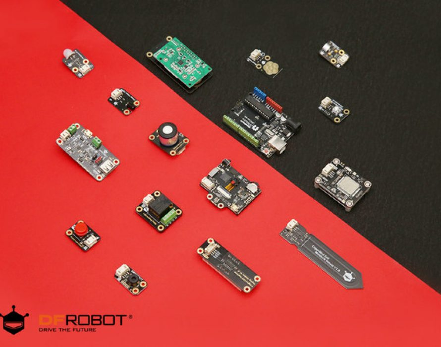 DFRobot Open-Source Hardware Gravity Series Unleashes the Creativity for More Than 1 Million Developers Now