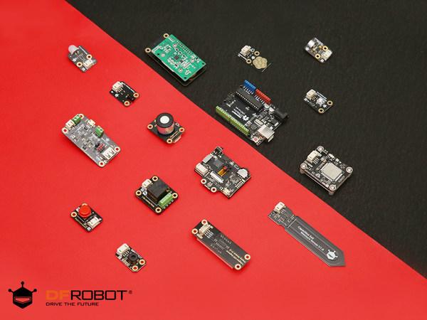 DFRobot Open-Source Hardware Gravity Series