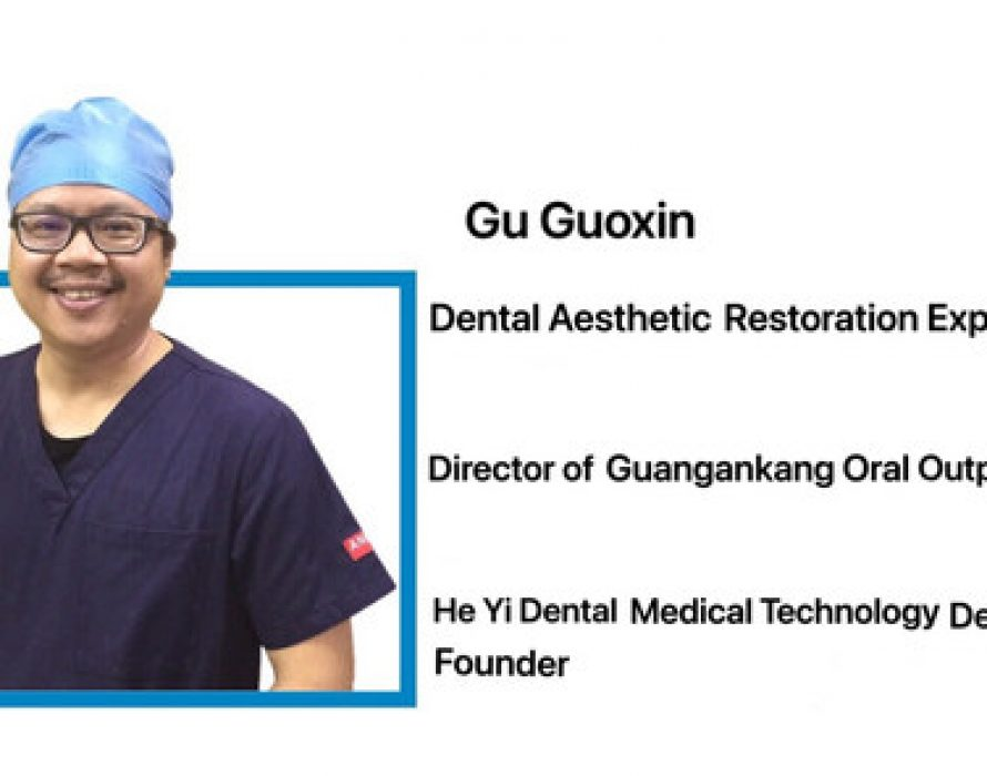 """Dr. Gu Guoxin Helps Thousands """"Be Proud of Your Mouth"""" This World Oral Health Day"""