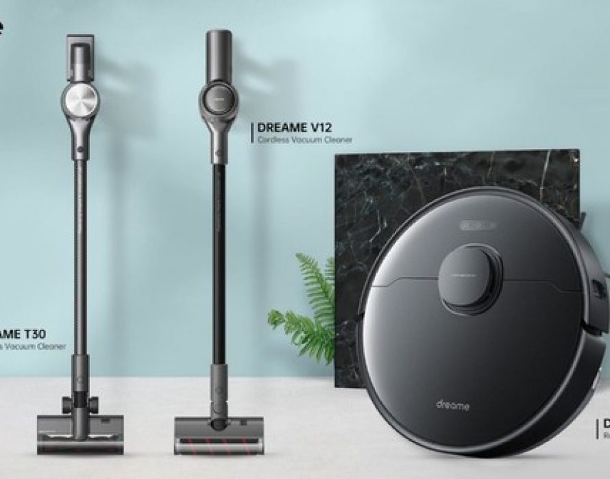 Dreame Technology to Bring New Level of Smart Home Cleaning Appliances to AWE 2021