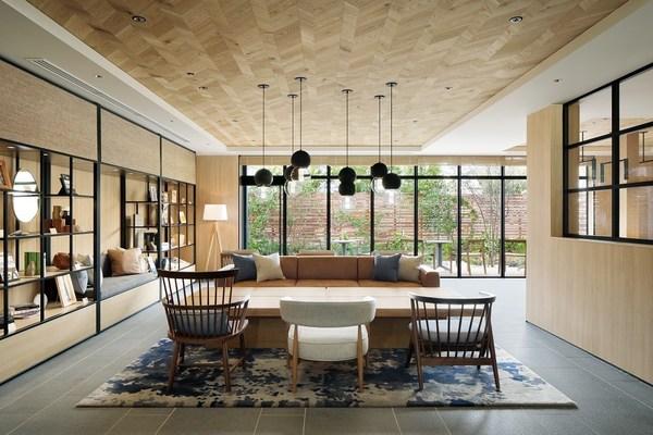 Fairfield by Marriott Mie Odai Lobby Library