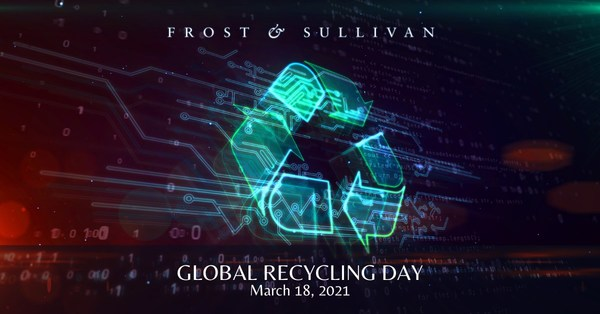 Frost & Sullivan - Circular Economy and Growing Scarcity of Materials with Intrinsic Value to Transform the Global WEEE Recycling Market