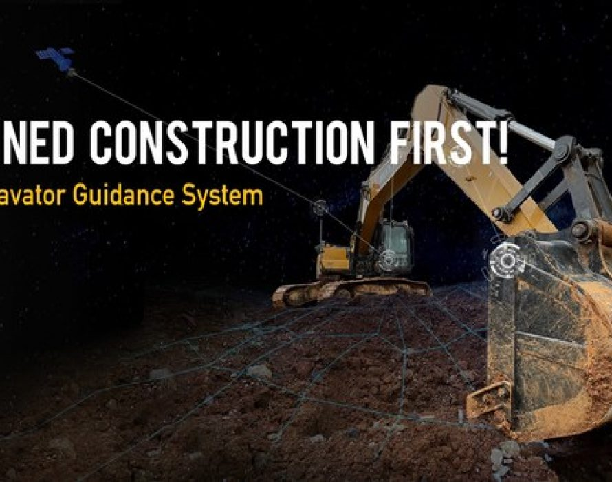 FJD 3D Excavator Guidance System, Bringing Accuracy and Safety to Refined Construction