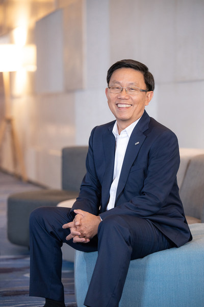 Huynh Thanh Phong, FWD Group Chief Executive Officer