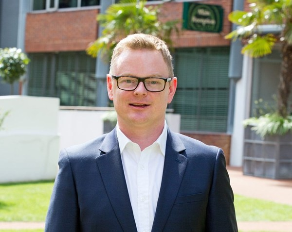 Duncan Reid, Senior Vice President - Energy, dmg events