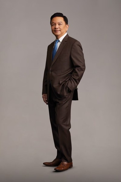 """Dr. Kongkrapan Intarajang, Chief Executive Officer of PTT Global Chemical Public Company Limited (""""GC"""")"""