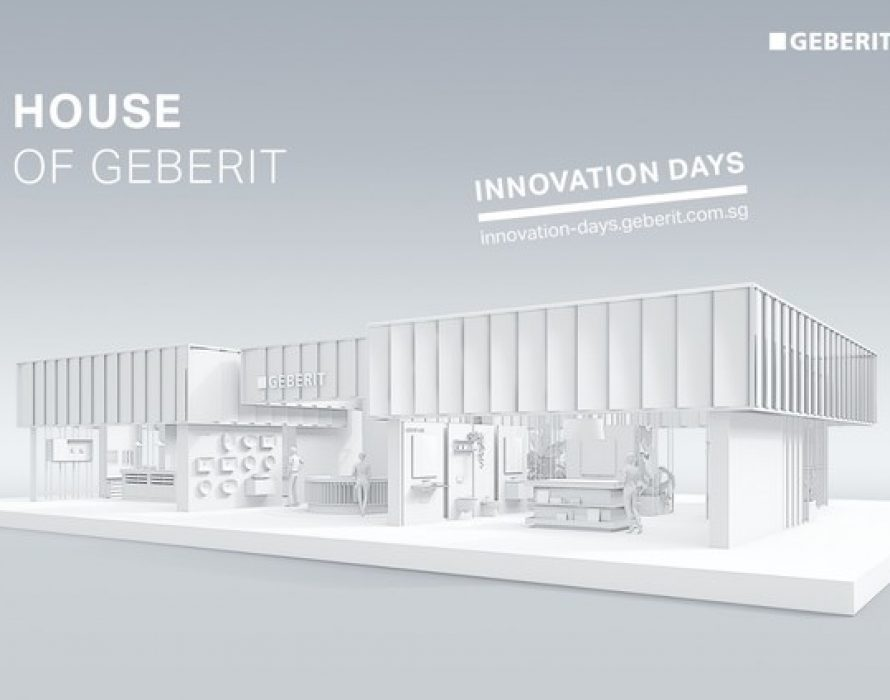 Geberit Sets New Standard in Sanitary Industry Trade Shows with Geberit Innovation Days