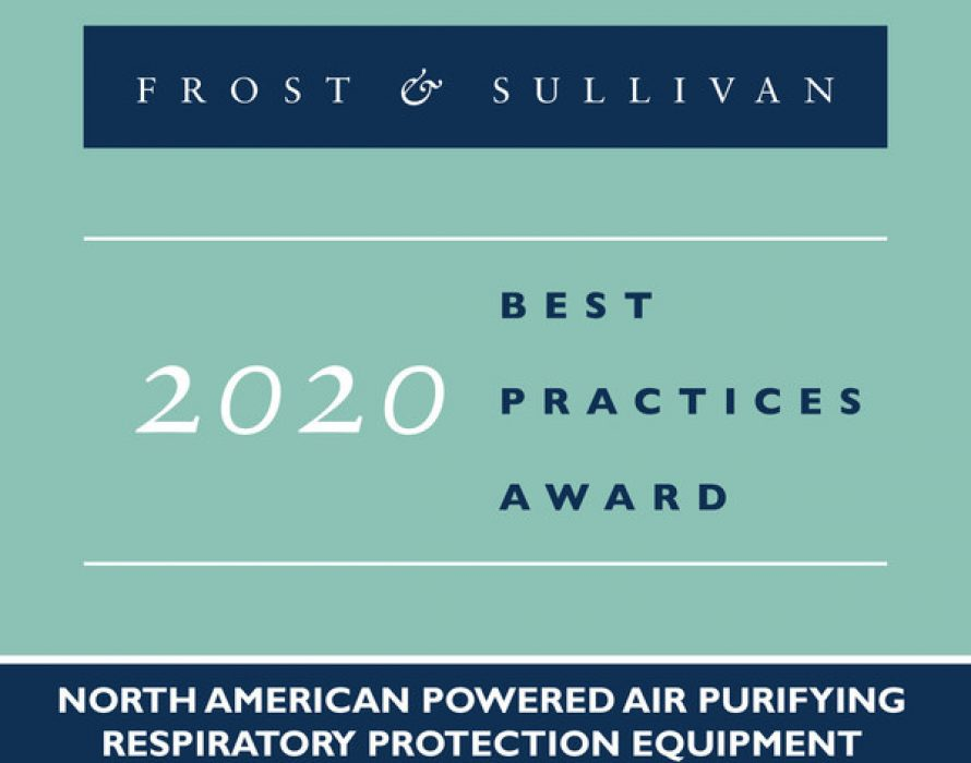 Gentex Applauded by Frost & Sullivan for Its Comprehensive Powered Air Purifying Respiratory Solution Suite, PureFlo 3000