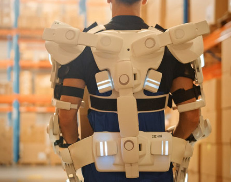 Global Industrial Exoskeletons Market to Boom, Led by Automotive Manufacturing Industry, Finds Frost & Sullivan