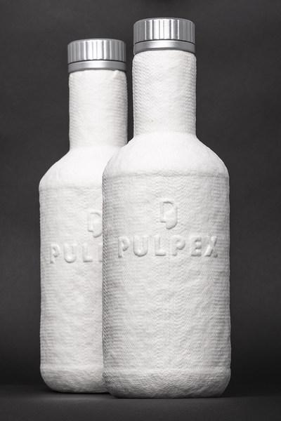 First generation Pulpex bottle