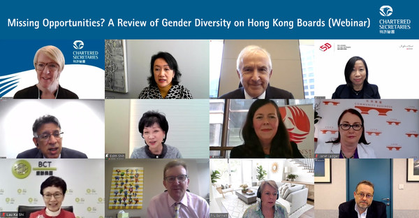 HKICS has today, on International Women's Day, hosted a conference. This follows the publication of a review report (Review) titled, 'Missing Opportunities - a Review of Gender Diversity on Hong Kong Boards'.