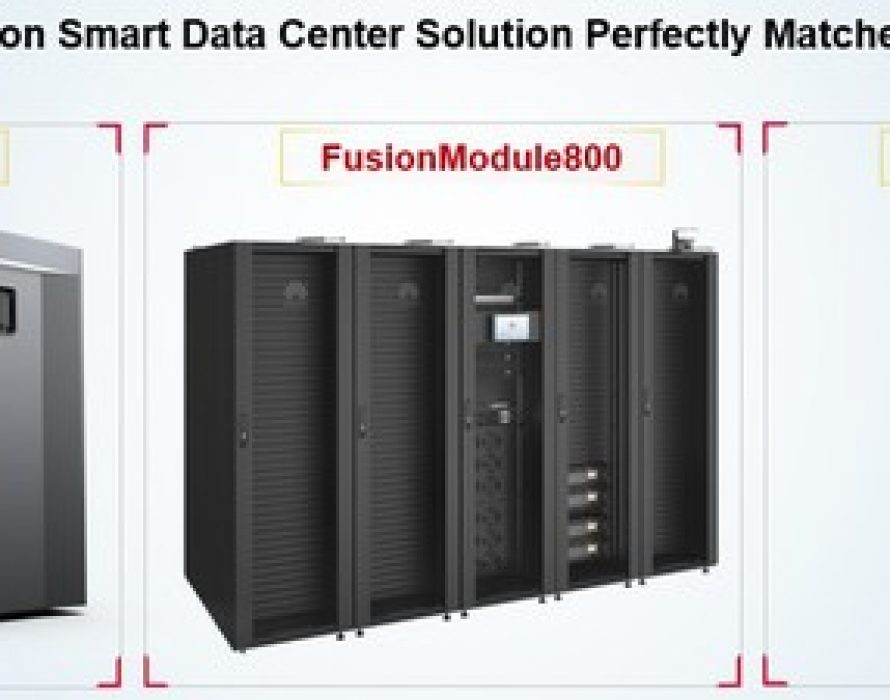 Huawei Launches New Data Center and Power Supply Solutions Globally