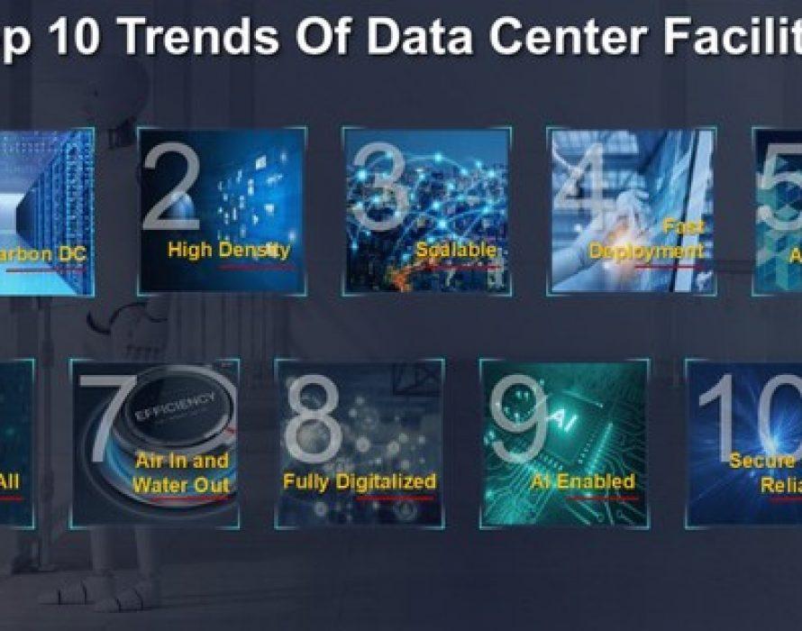 Huawei Launches Top Ten Trends of Data Center Facilities