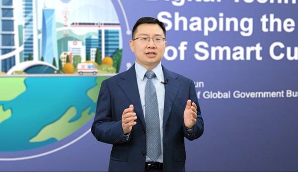 Mr. York Yuekun, President of Huawei's Global Government Business Unit