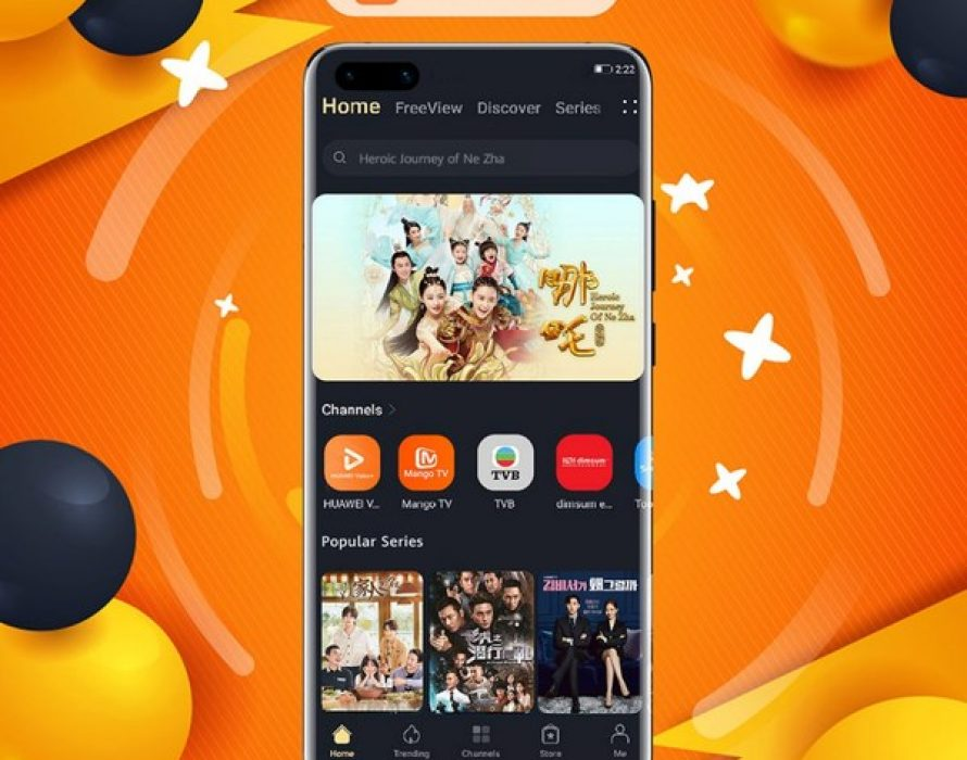 HUAWEI Video Celebrates One Year of Streaming with Anniversary Campaign and Launch of New Content