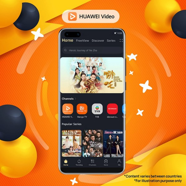 HUAWEI Video, the video-on-demand (VOD) streaming platform by Huawei, is looking to celebrate its first-year anniversary with its fans in Malaysia. In conjunction with its anniversary, the streaming platform today announced the launch of its limited-time 'HUAWEI Video Turns 1' contest, where users in Malaysia can compete to win Huawei's latest products and free subscription to its service.