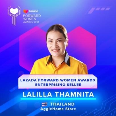 Lalilla Thamnita, 39 Years Old, Thailand