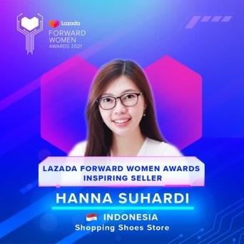 Hanna Suhardi, 29 years old, Indonesia