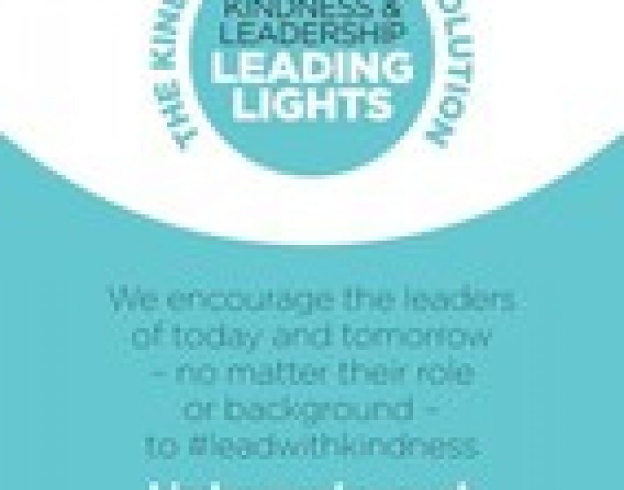 Initiative to Promote Kindness in Leadership across Asia Pacific Launches