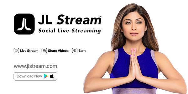 J L Stream launches globally. Discover. Chat. Earn.