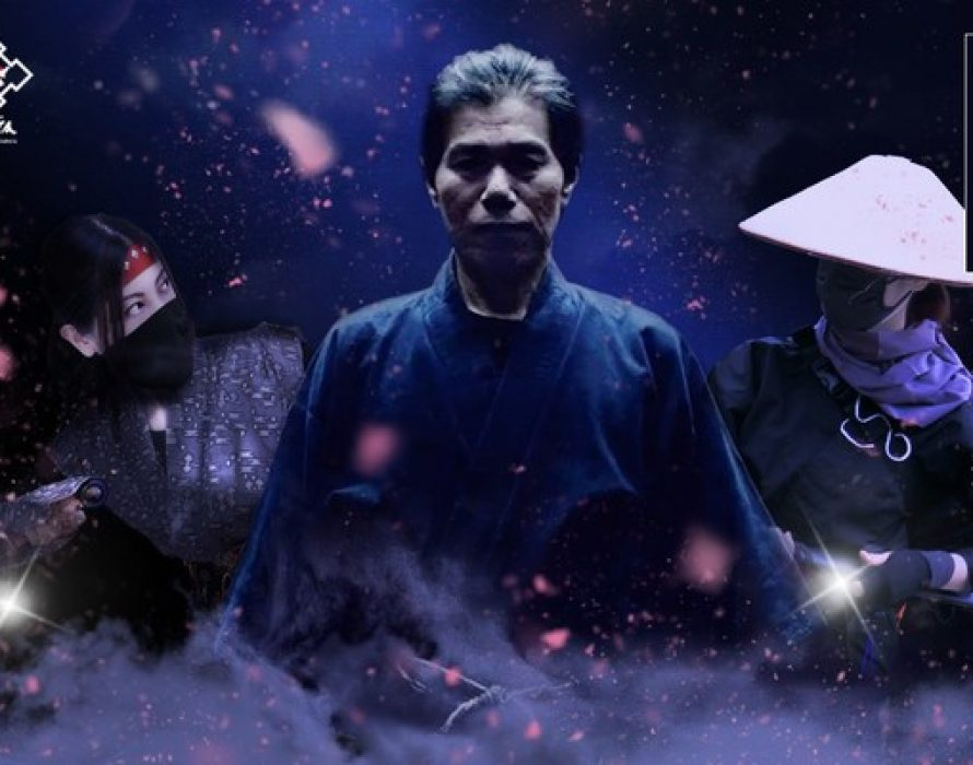 Japan's First Crowdfunding Campaign for the Launch of Ninja Online Academy