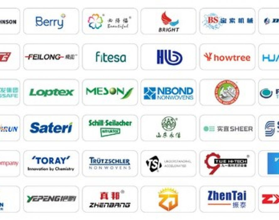 Join ANEX+SINCE and develop global nonwovens market