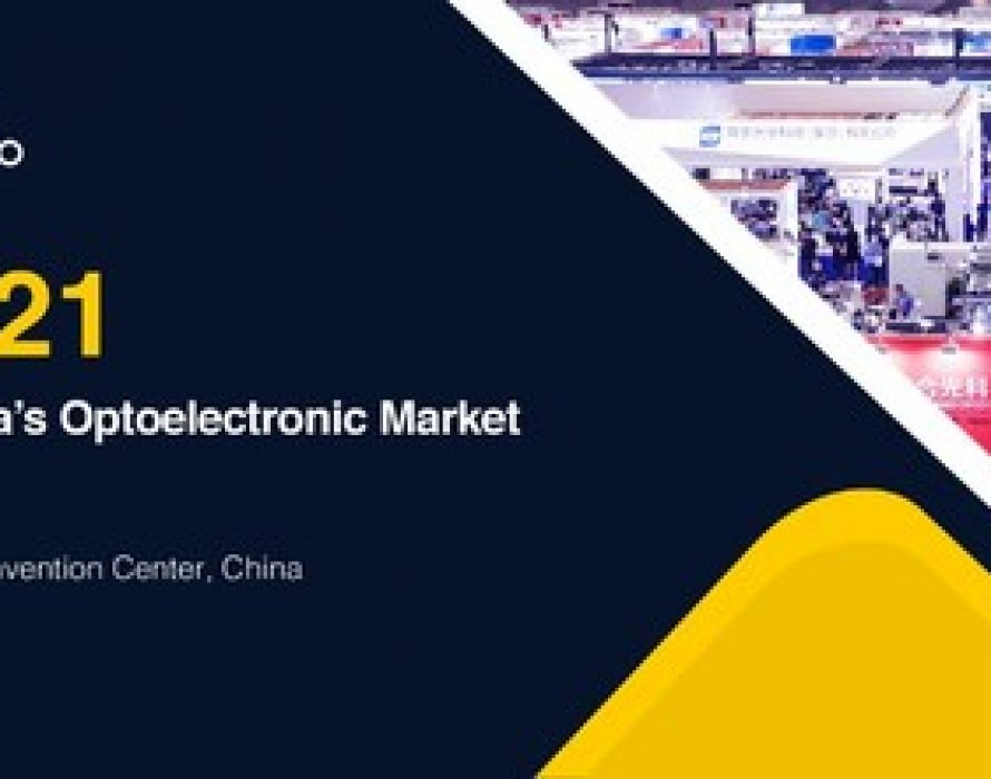 Join the World's Largest Optoelectronics Gathering