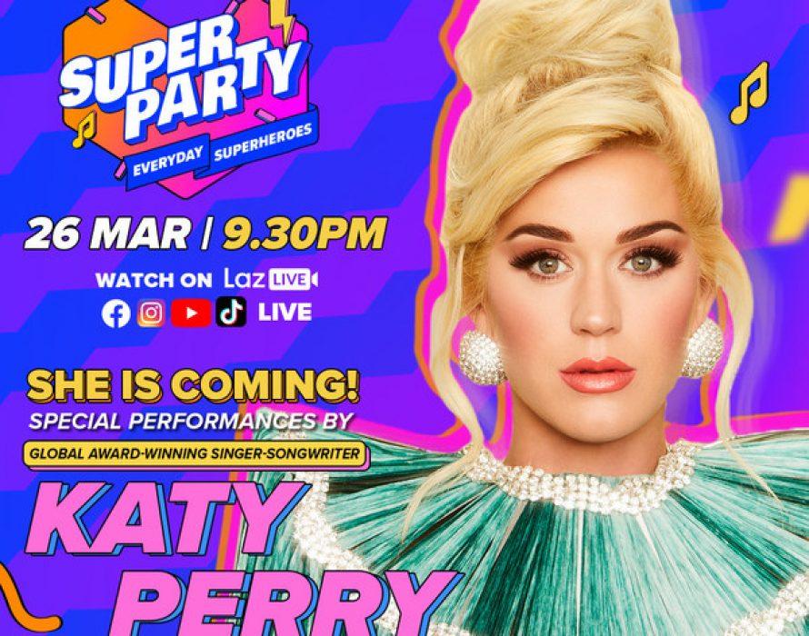 Katy Perry and NCT Dream headline Lazada's 9th Birthday Celebrations