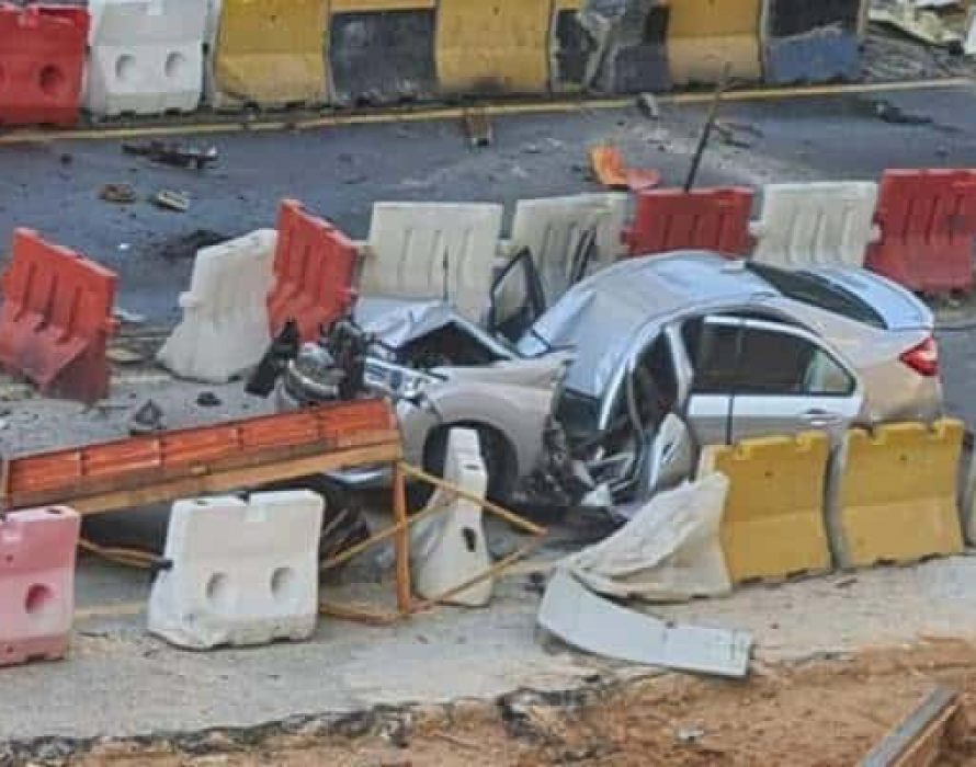 Tighten SOP to prevent repeat accidents at highway construction sites-expert