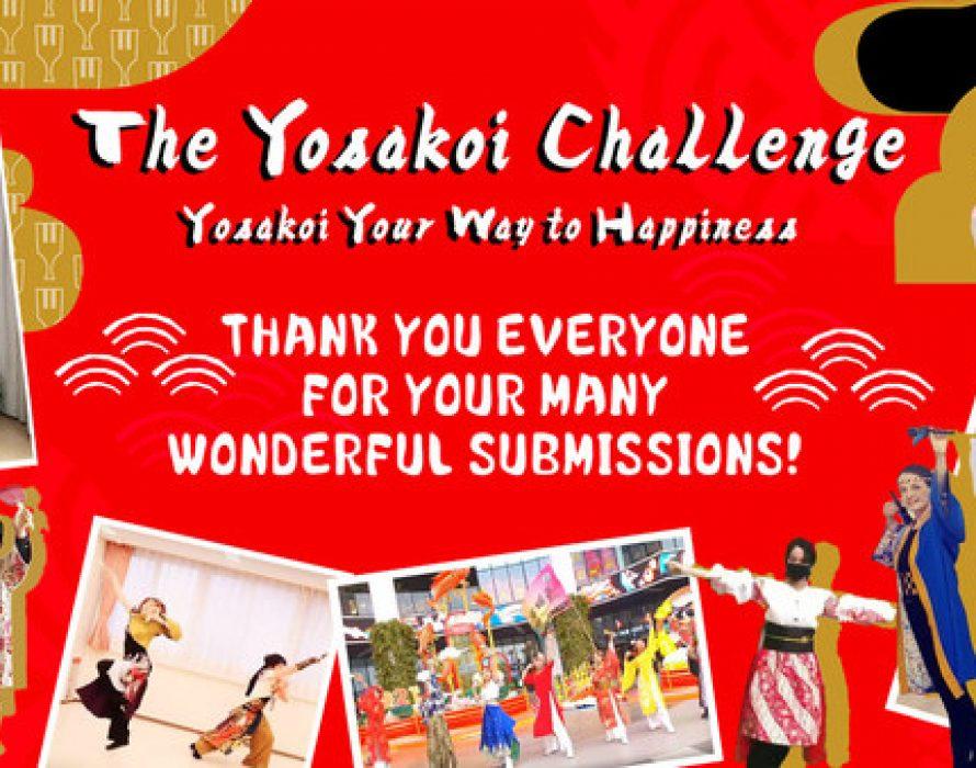 "Kochi Prefecture Announces the Winners of ""Yosakoi Challenge: Yosakoi Your Way to Happiness"""